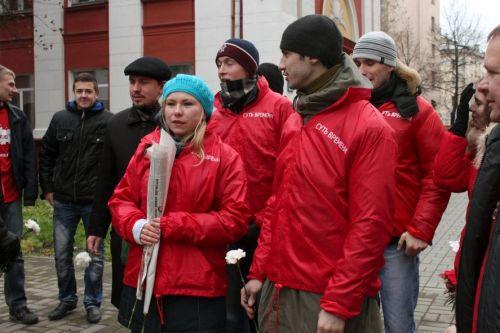 7 ноября 2012 г. в Минске