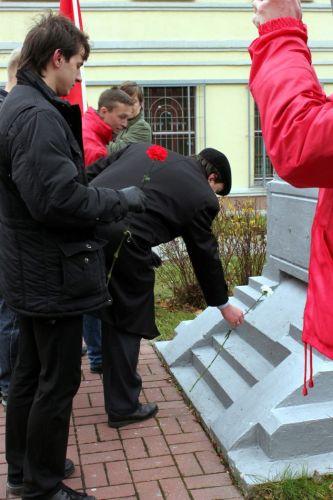 7 ноября 2012 в Минске