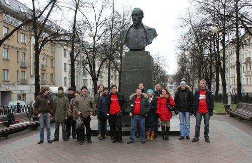 7 ноября 2012 г в Минске